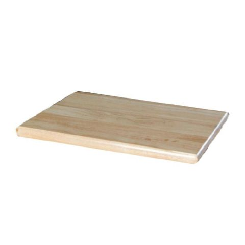 Chunky Small 30cm Varnished Wooden Chopping Board 30cm